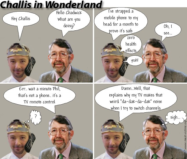 Challis in Wonderland